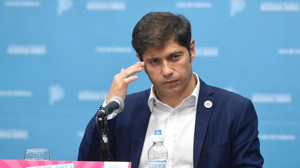 Axel Kicillof podría extender las restricciones por decreto provincial
