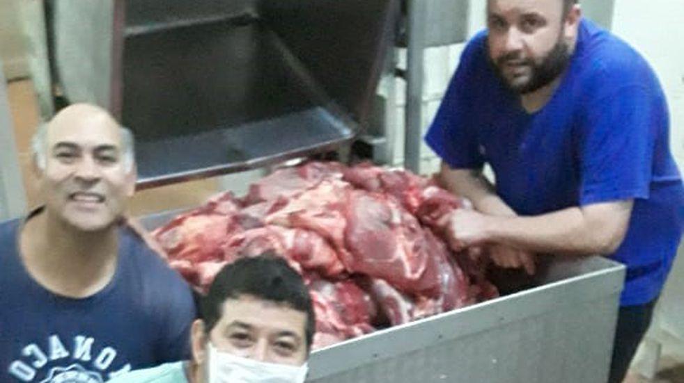 El Sindicato de la Carne brinda ayuda a los afiliados y no afiliados al gremio