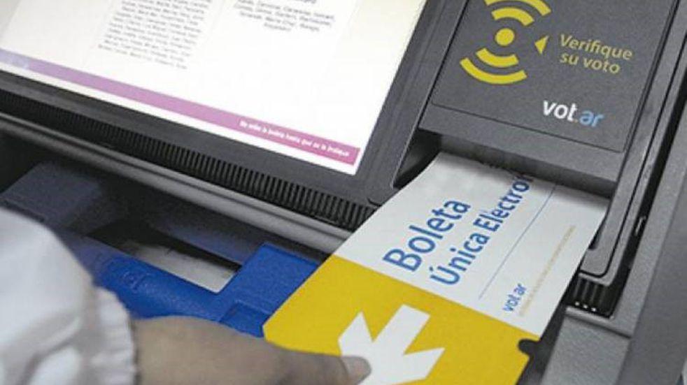 Diputados no lograron un acuerdo para eliminar el voto electrónico en Salta
