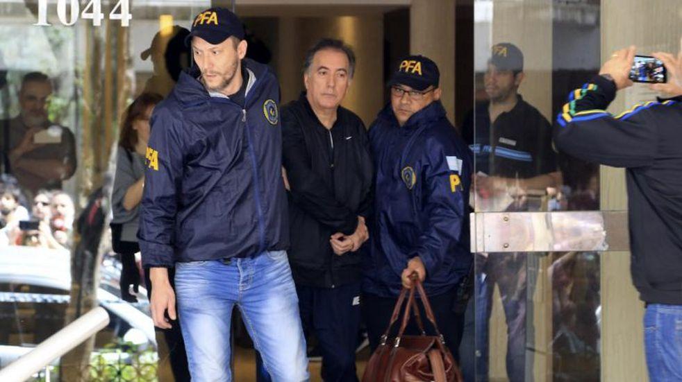 Oscar Thomas fue liberado luego de pagar una caución más baja