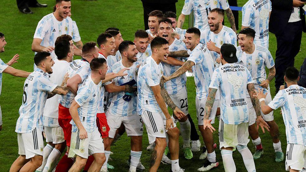 Argentina campeón de la Copa América 2021: el camino de la Selección al título