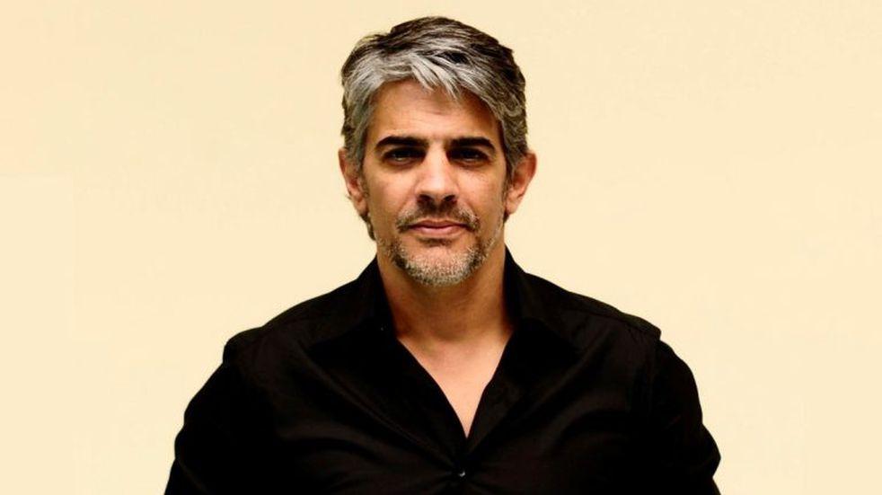 Pablo Echarri, orgulloso de la militancia de su hija Morena