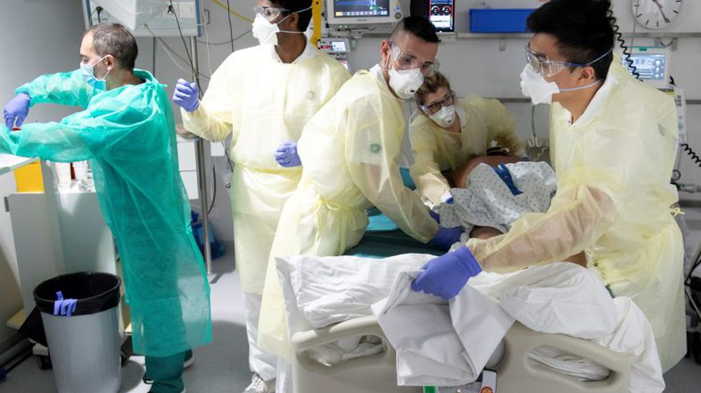 Coronavirus: conmoción en Suiza por la muerte de un bebé