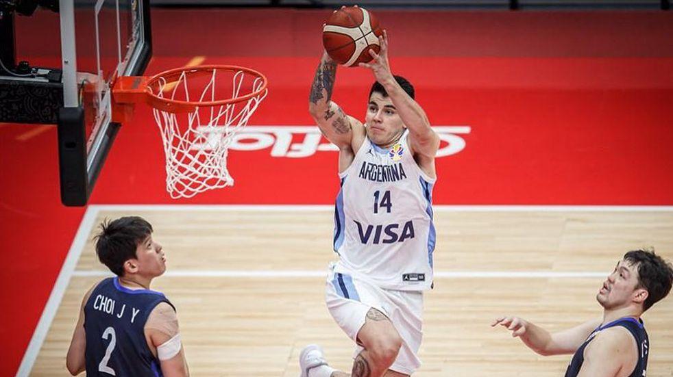 Se viene el debut de Gabriel Deck en la NBA