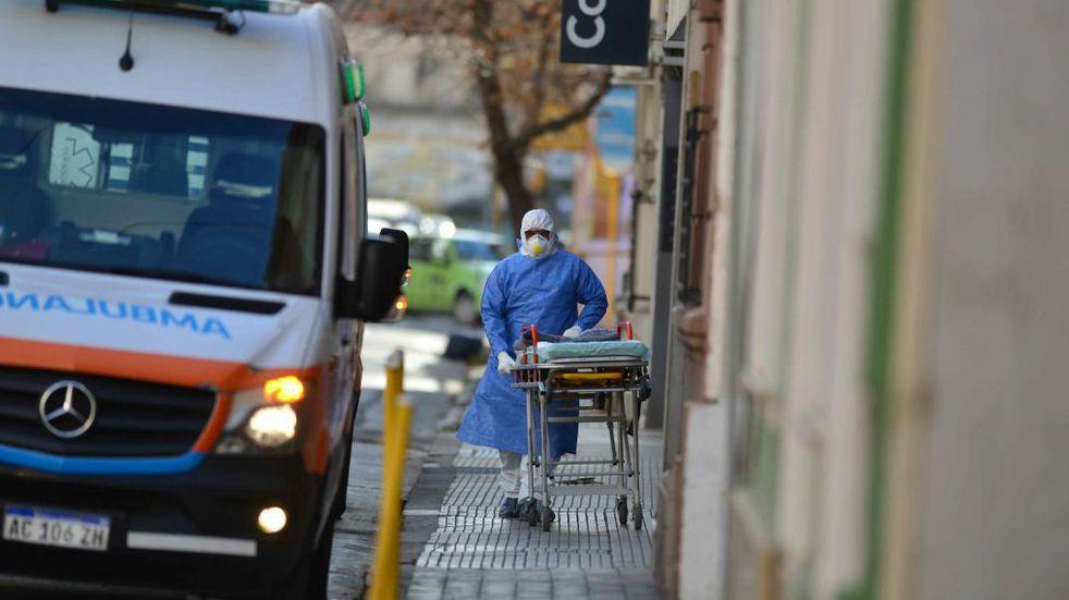 """Coronavirus en Córdoba: para Cardozo, """"estamos con un pico en la internación"""""""