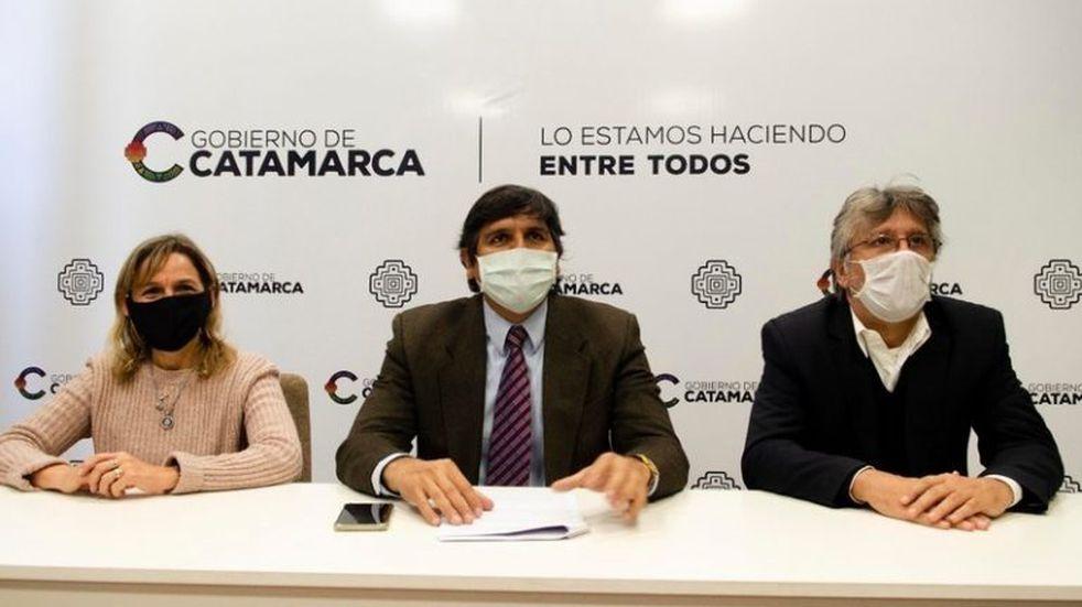 Coronavirus en Catamarca: se reportaron dos nuevos casos