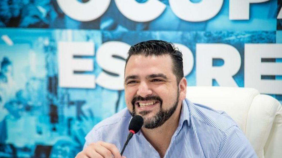 Vuoto felicitó a Ignacio Lamothe por su nombramiento al frente del CFI