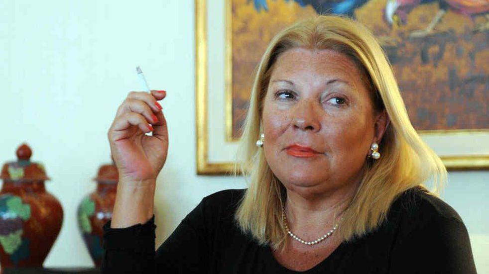 """Elisa Carrió, a favor de postergar las elecciones: """"No se puede votar en medio del duelo nacional"""""""