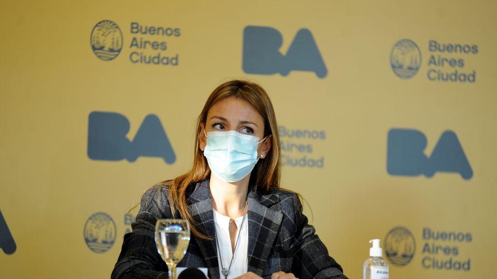"""Soledad Acuña, sobre la licitación de penes de madera: """"Nosotros en Ciudad también compramos"""""""