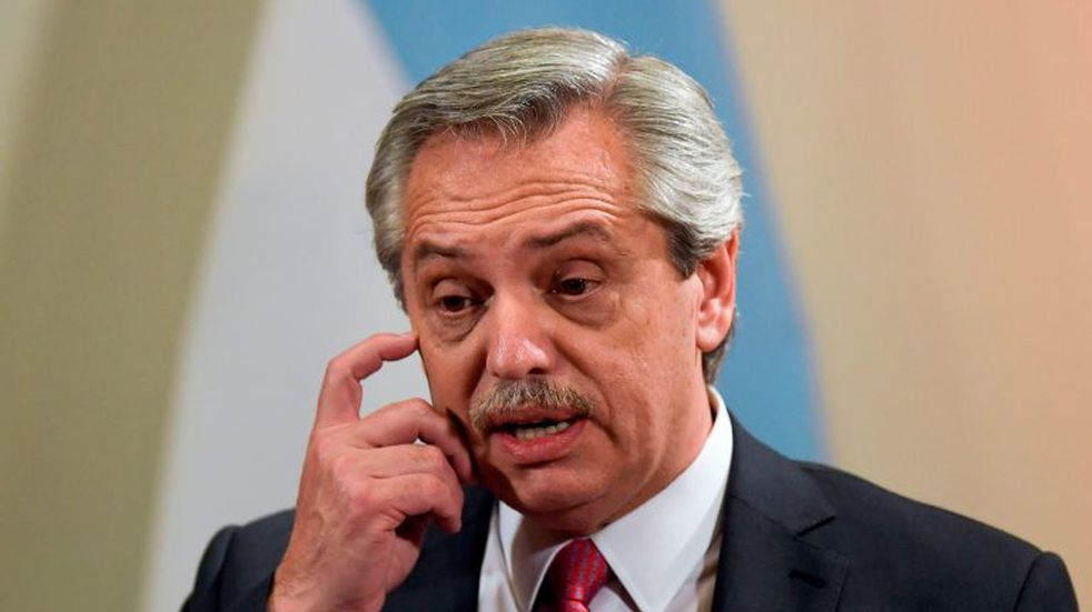 Alberto Fernández evitó expresar una posición clara sobre Venezuela en México