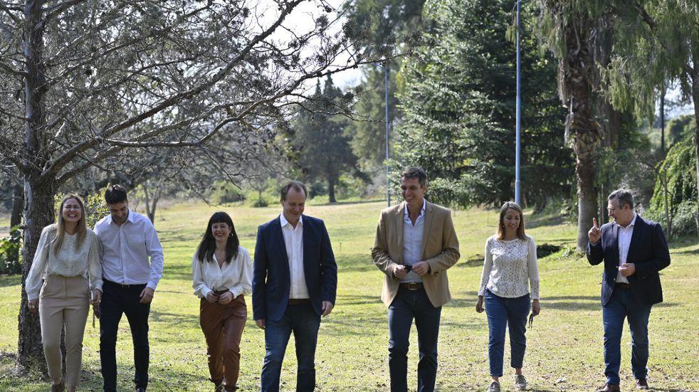 Gustavo Bordet dio a conocer la lista del Frente de Todos que competirá en Entre Ríos
