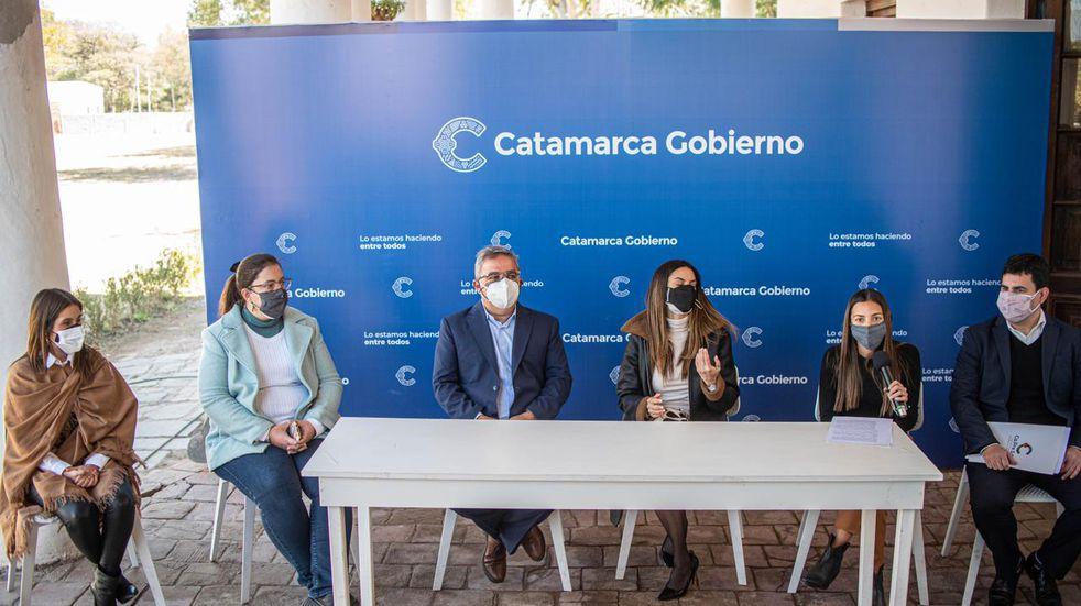 Anunciaron créditos de hasta $20 millones para inversiones turísticas en Catamarca