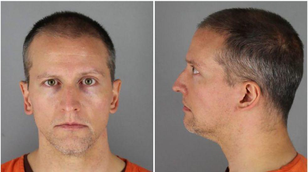 Declararon culpable al expolicía Derek Chauvin por matar a George Floyd en Estados Unidos
