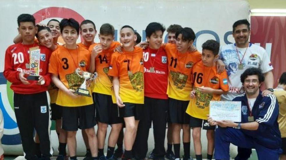 Finalizó el torneo oficial de la Federación Misionera de Handball
