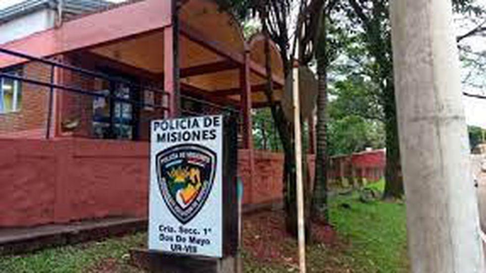 Violento asalto a un comerciante en la localidad de Dos de Mayo.