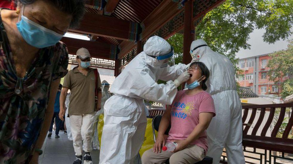 La OMS informó que hay más de 13 millones de casos de coronavirus en el mundo