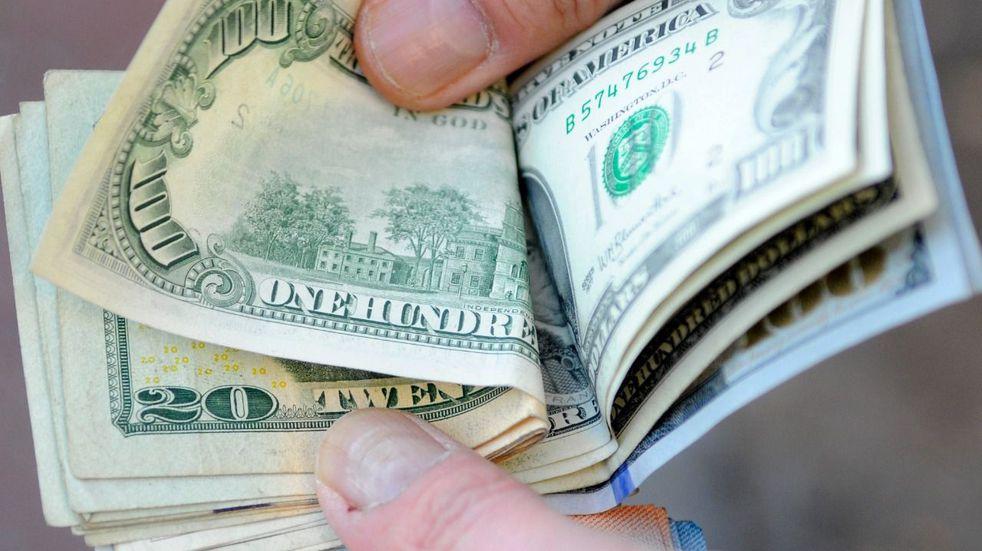 Dólar. (Foto: Archivo)