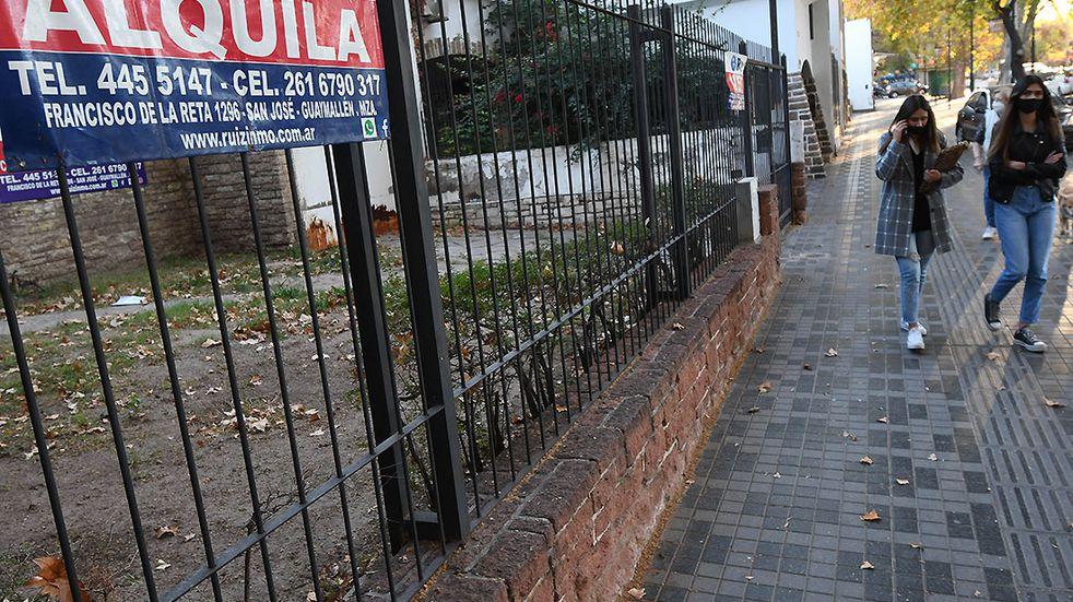 Inmobiliarias mendocinas anuncian de cuánto será el aumento para el mes de julio