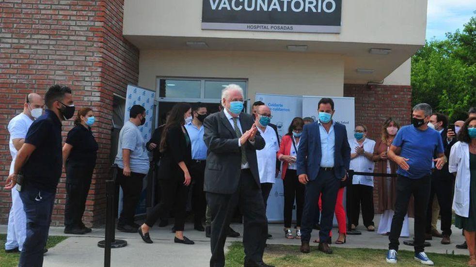 """González García reveló que Alberto Fernández """"está nervioso"""" por demoras en la documentación de la vacuna rusa"""
