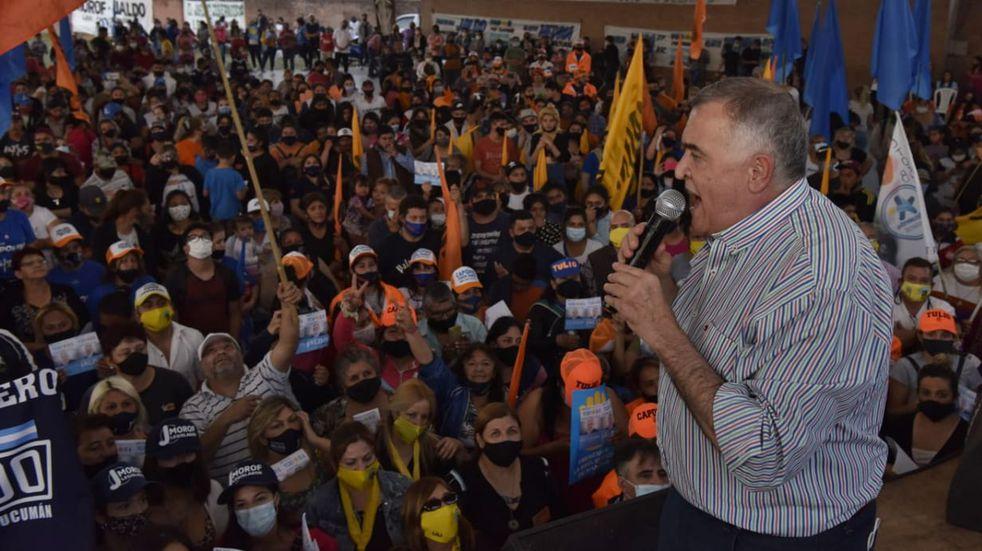 """Jaldo: """"El Peronismo Verdadero es el que va a solucionar los problemas que nos deja Manzur"""""""