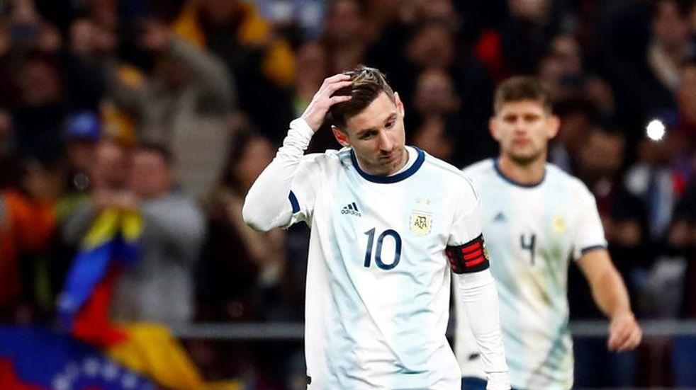 La cifra millonaria que pierde la AFA por la ausencia de Lionel Messi ante Marruecos