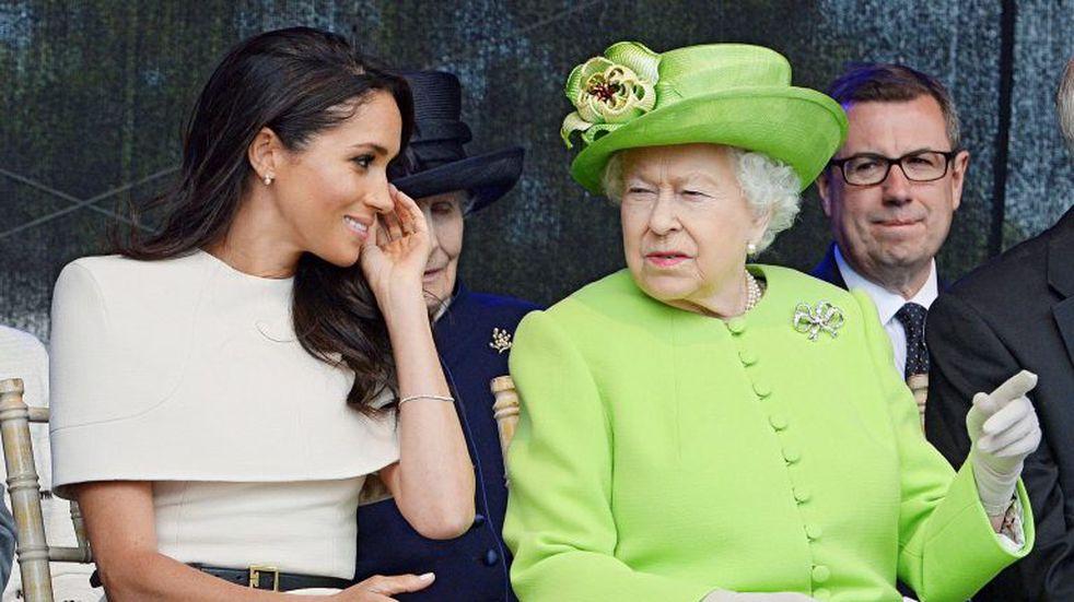 A la duquesa Meghan Markle le prohibieron su comida preferida