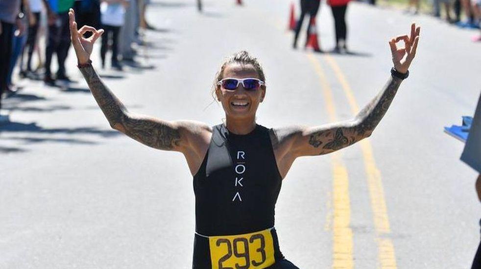 Evangelina Thomas, la campeona argentina de 800 metros que atrapó al ladrón que robó en su casa tras correrlo por dos cuadras