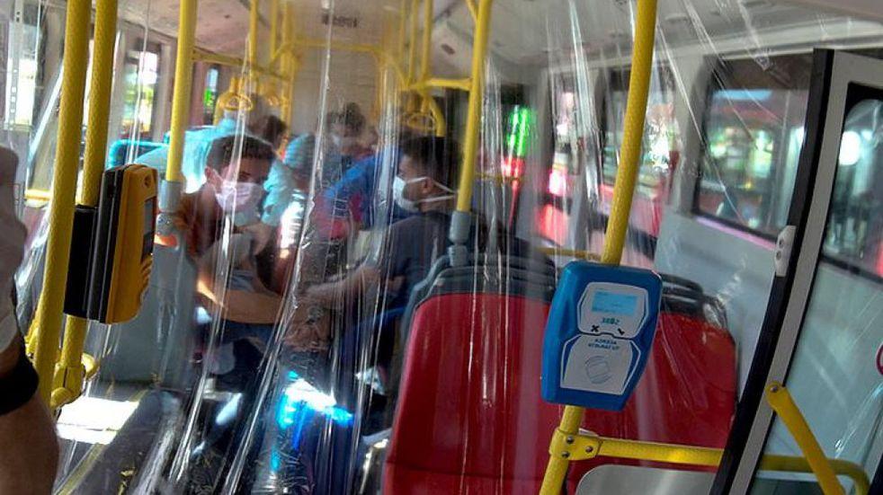 Representantes de medios de transporte de Salta analizan modificar los horarios de ingreso