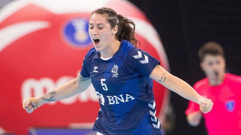 Mundial de Handball femenino: Argentina obtuvo su primer triunfo frente a China