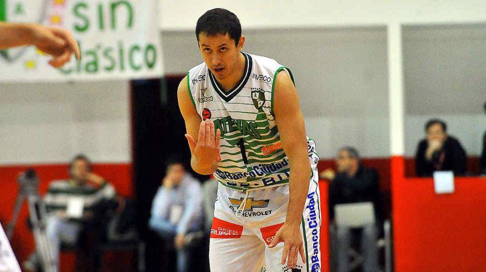 Diego Gerbaudo vuelve a Atenas