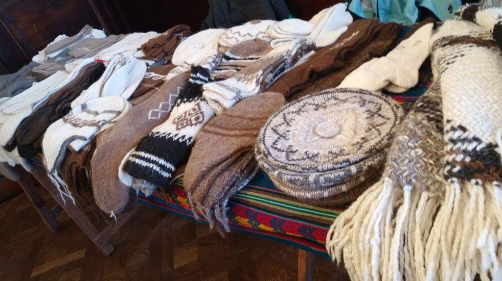 Las mejores artesanías de La Puna en el Centro Cultural América
