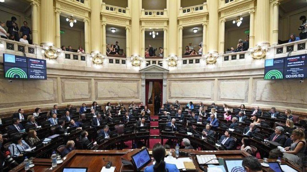Senado: Son leyes el Presupuesto 2018 y la Reforma Tributaria