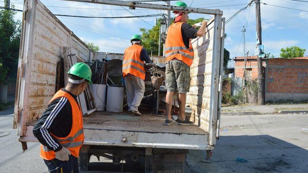 Este viernes comienzan los operativos de descacharrado en barrios de Salta