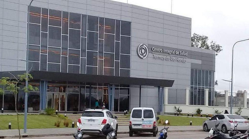 Preocupación en Las Termas: el Centro Integral de Salud tiene la terapia intensiva ocupada en su totalidad
