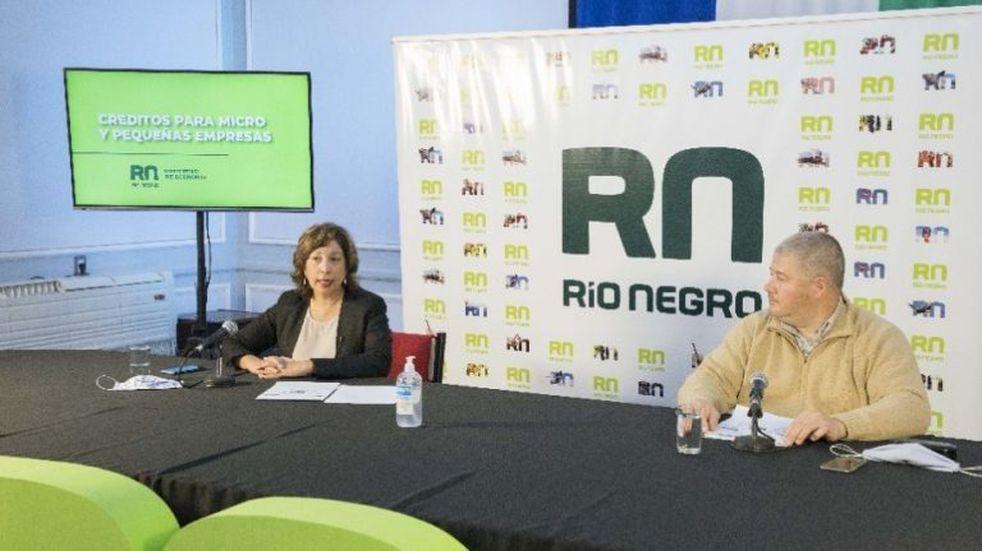 Nación dará un crédito por $2.900 millones para la emergencia financiera de Río Negro