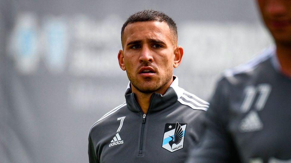 Talleres: gol de Franco Fragapane en su debut en la MLS