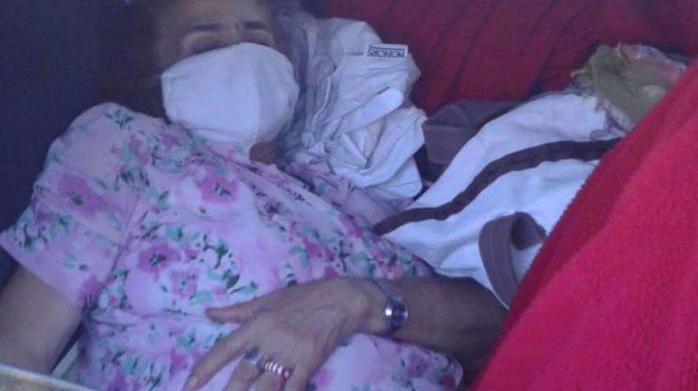 Frontera con Salta: dos abuelos están varados en la ruta  sin poder ingresar a la provincia