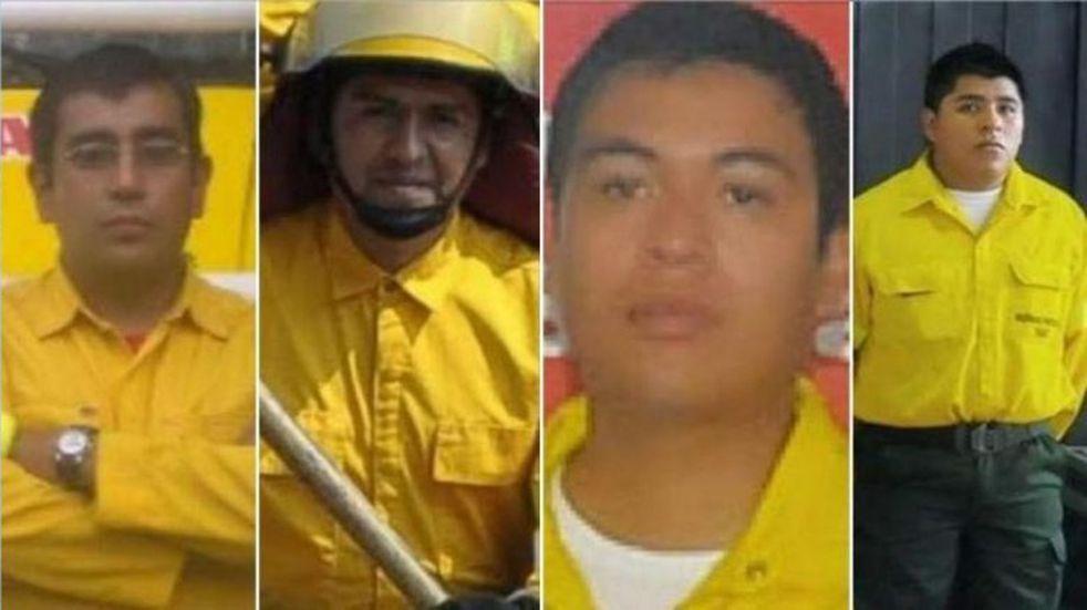 Juicio por la muerte de los brigadistas: los imputados no declararon