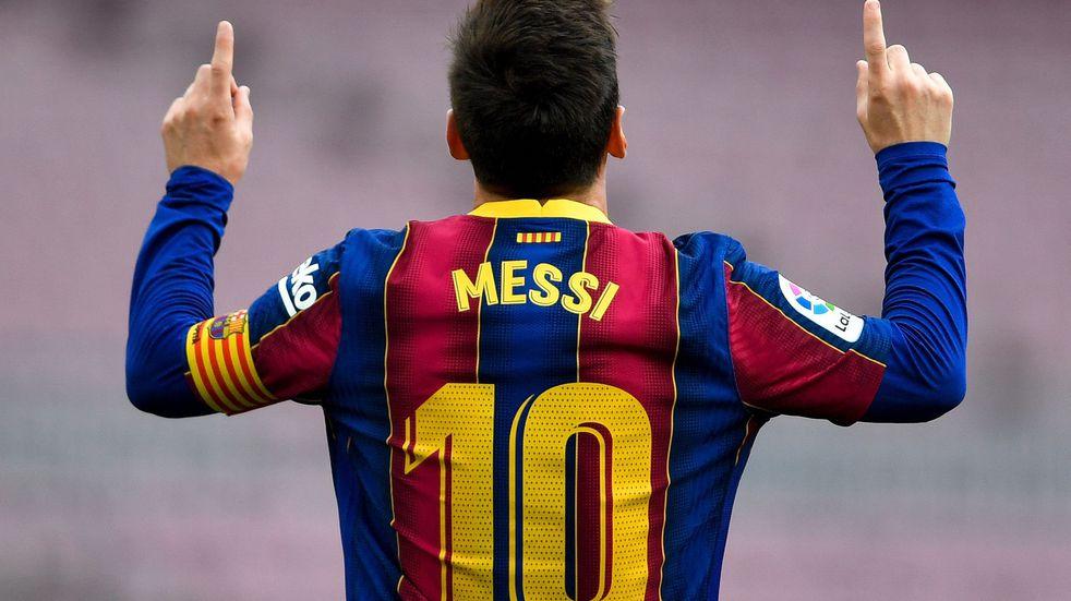 Los mejores goles de Lionel Messi con la camiseta del Barcelona