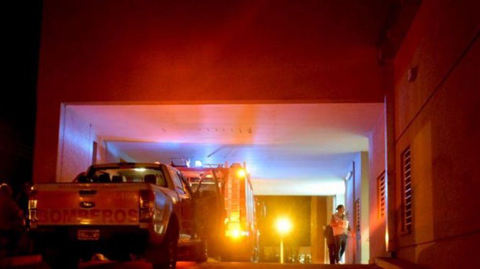 Un desperfecto en el aire acondicionado provocó la evacuación del hospital de Merlo