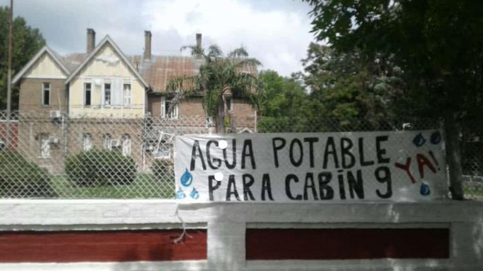 Vecinos de Cabín 9 cortaron la ruta 33 en Pérez