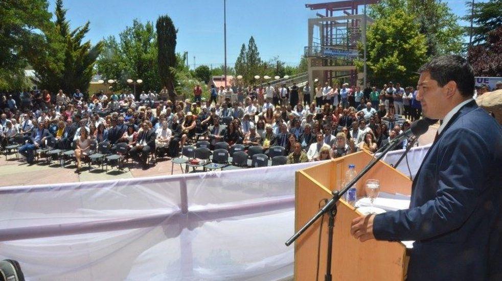 Juan Manuel Ojeda felicitó al Gobernador por enviar la reforma de la 7.722