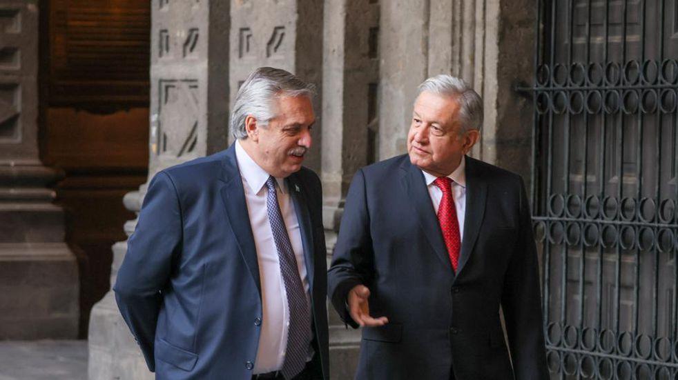México volvió a mostrar su apoyo a la Argentina por la soberanía de las Islas Malvinas