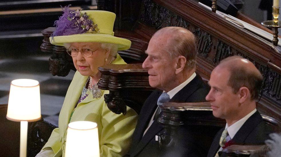 Muere Felipe de Edimburgo, el esposo de Isabel II