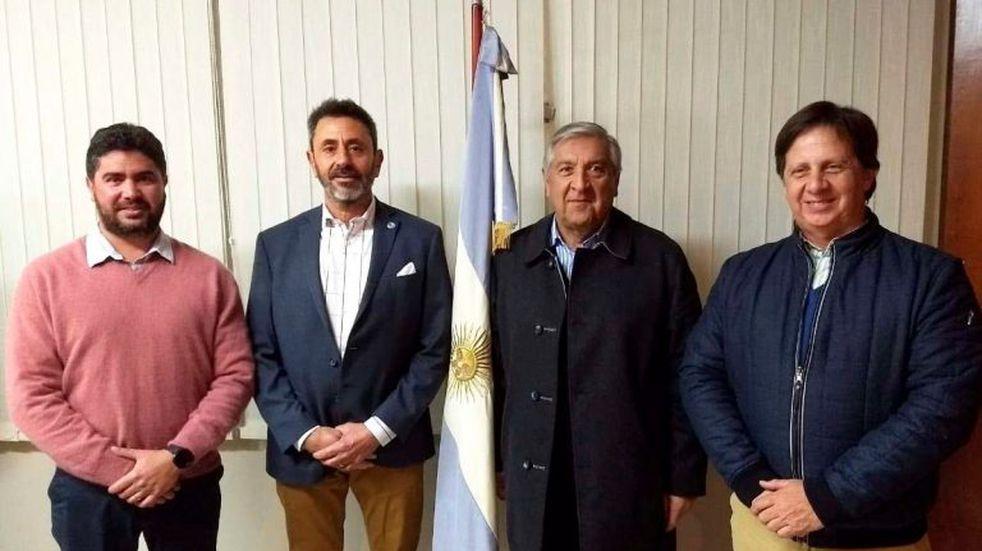 La Cámara de Comercio de San Rafael renovó autoridades