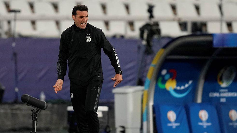 Eliminatorias: Lionel Scaloni se quedará unos días en el país para definir la próxima lista de la Selección Argentina