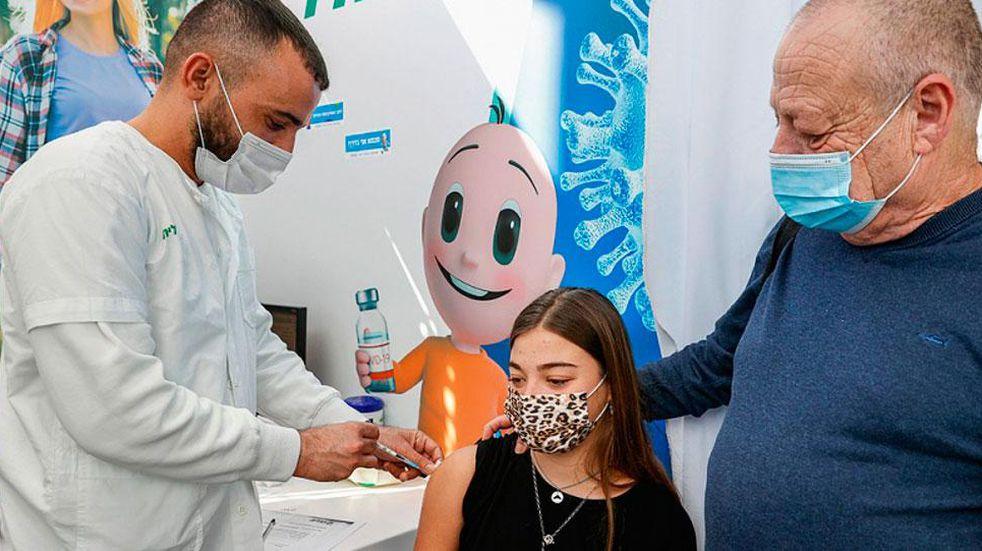 Vacunación en Córdoba: los menores de 12 años también se pueden anotar