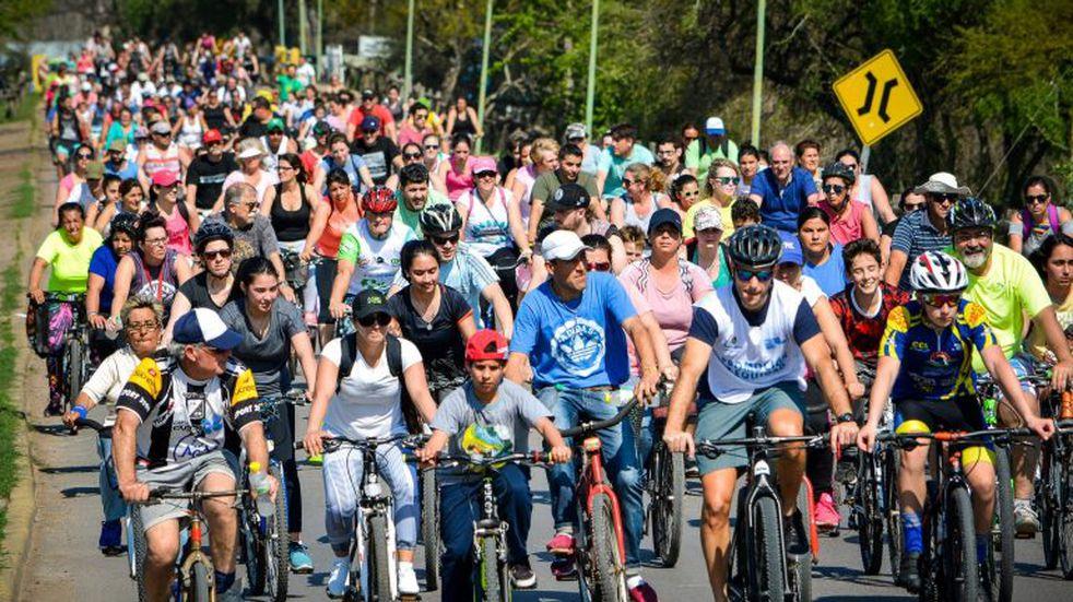 Todos en Bici: llega la segunda edición de Gualeguaychú Pedalea