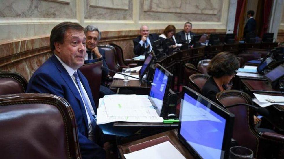 El senador rionegrino Alberto Weretilneck rechazó el juicio político contra el presidente de la Corte