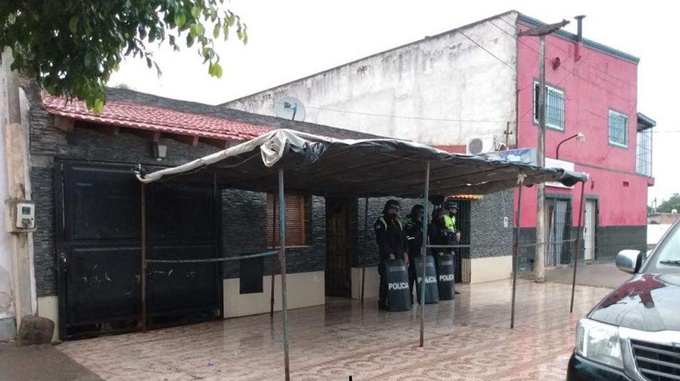 La policía secuestró un arma de fuego que estaría involucrada en crimen del cadete en Barrio Victoria